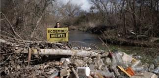 Greenpeace Ecoembes miente