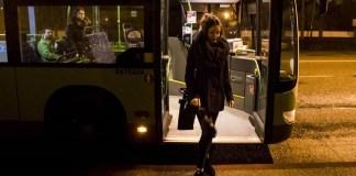 Autobuses: paradas nocturnas a demanda