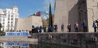 Marea Blanca Madrid 29NOV2020