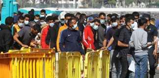 personas migrantes en Canarias