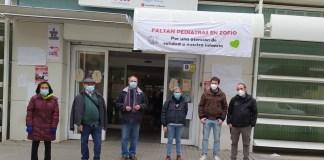 Usera, Zofío, más pediatras para el centro de salud Joaquín Rodrigo