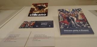 Expo Chicano pinta a Picasso © J.Carlos Santana
