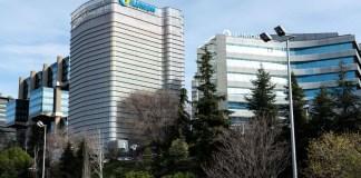 Ilunion torre sede Madrid