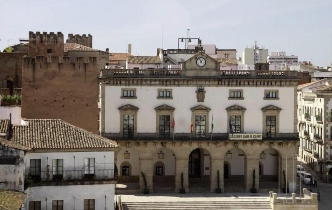 Cáceres Ayuntamiento