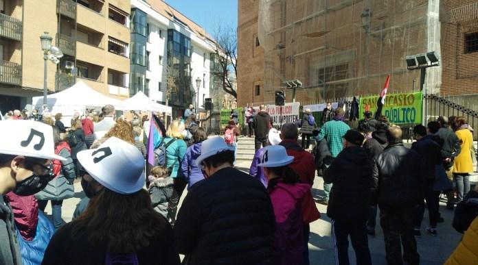 Leganés protestas vecinales 21MAR2021 1