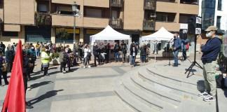 Leganés protestas vecinales 21MAR2021 2