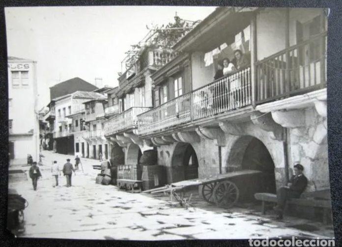 Wunderlich Barrio de pescadores de Vigo