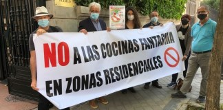 Madrid cocinas fantasma defensor del pueblo 18MAY2021