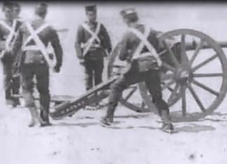 Promio Maniobras de Artillería de Vicálvaro
