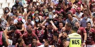 El Lexus Alcobendas gana la Copa del Rey de Rugby 2021 © Soraya Sanz