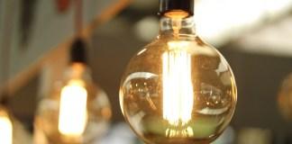 energía eléctrica bombillas