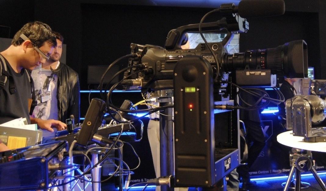 video profesional audiovisual