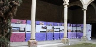 Ciudad Rodrigo muestra muestra Comuneros 1521 claustro