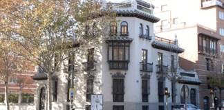 Real Instituto Elcano sede Madrid