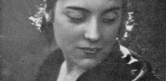 Lolita Díaz Baliño en 1926