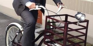 Fernando García, alcalde de la bicicleta en Madrid en 2021