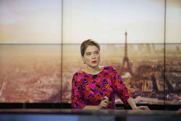 France fotograma Lea Seydoux
