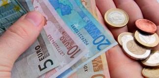 Remesas dinero euros