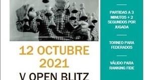 Móstoles ajedrez 12OCT2021