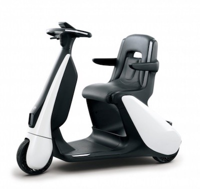 Toyota C+walkT con asiento