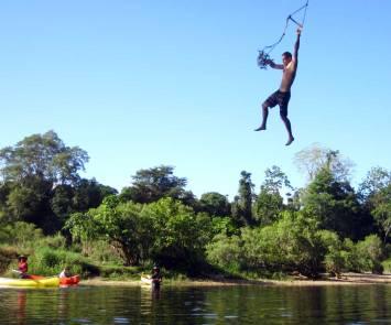 Mulgrave River, QLD, Australia