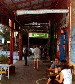 Wandering in Nimbin's town [ NIMBIN, Australia ]