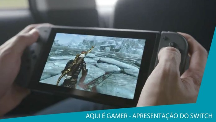 O que achamos do evento de apresentação do Nintendo Switch?