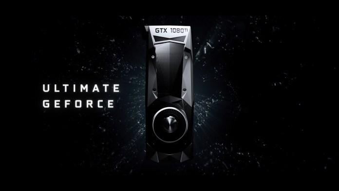 NVIDIA apresenta a sua mais potente placa de video a GTX 1080 TI