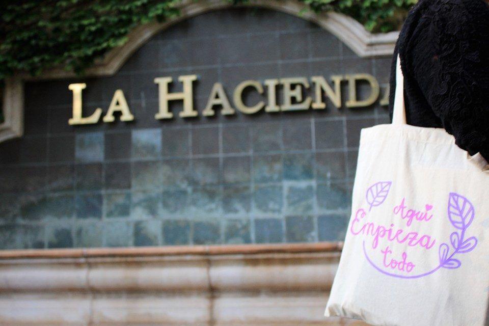 Visita técnica a jardines La Hacienda