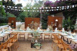 mesas imperiales boda