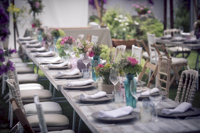 Consejos sobre dónde celebrar una boda íntima.