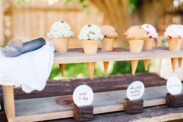 helados boda