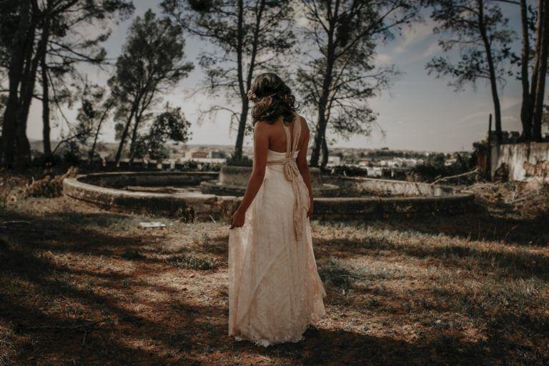 novia bohemia valencia