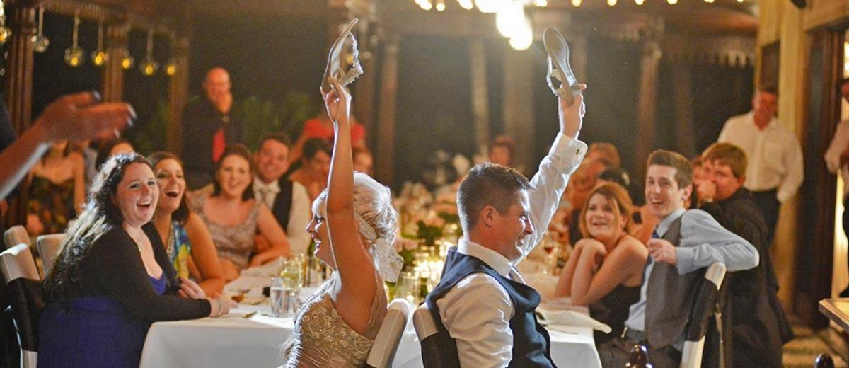 El Juego del Zapato para vuestra boda