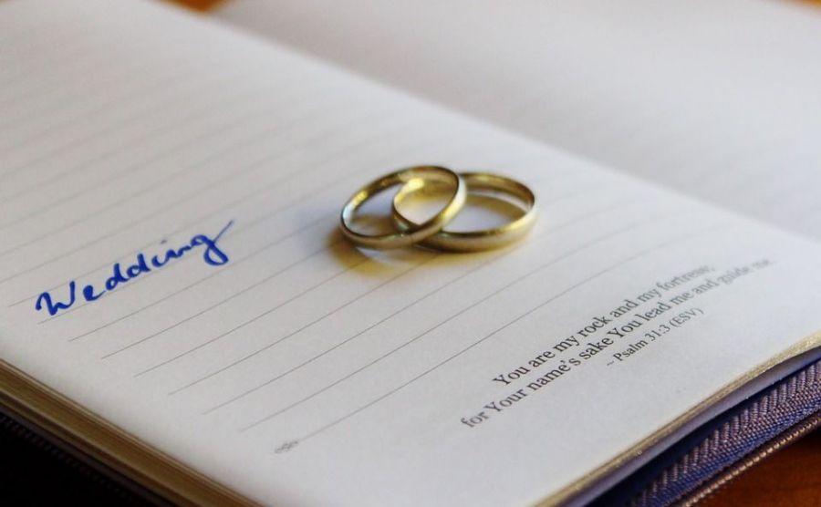escoger la fecha de la boda