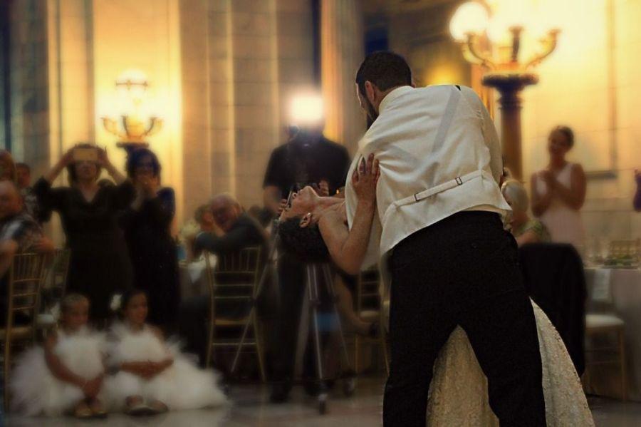 baile de los novios boda