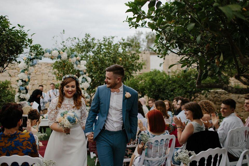 Trámites para una boda civil