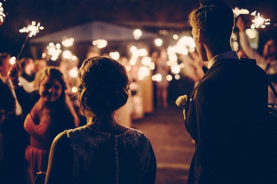 Ventajas de las bodas de tarde /noche
