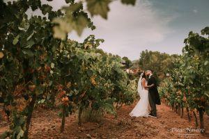 Un espacio diferente para casarse: un viñedo