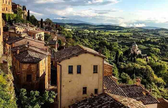 rotas do vinho na toscana montepulciano