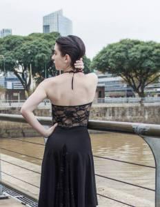 roupas de tango