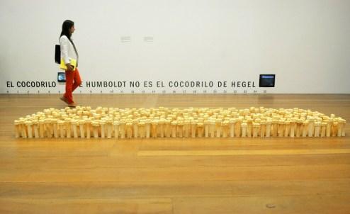 """Exposição """"Cantos cuentos colombianos"""""""