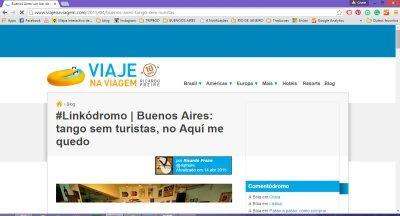 Buenos Aires um bar de tango sem turistas - Google Chrome 14042015 195423
