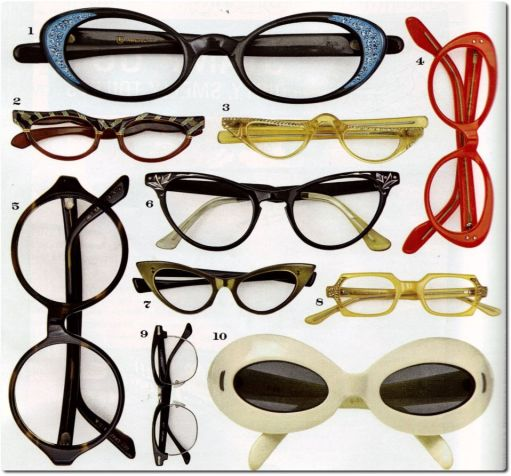 oculos de epoca