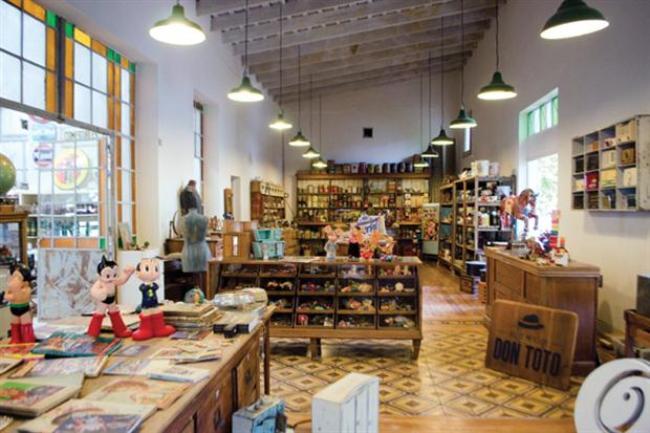 Tigre Mercado de Pulgas DON TOTO