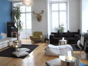 Lisbon Lounge Hostel sala