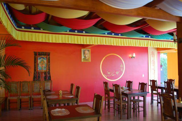 Espaço Tibet Interna