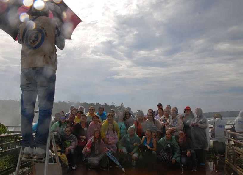 cataratas do iguacu grupo