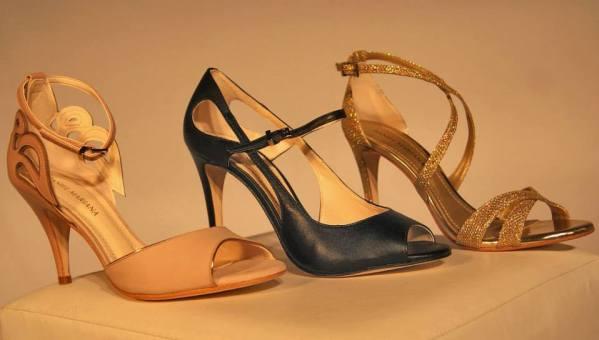 Tche Tango Modelos de sapatos de tango