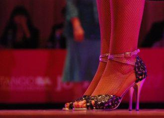 sapato de tango